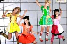 Recycled T-Shirt Dresses