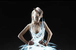 Dresses of Illumination by Photographer Atton Conrad