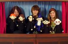 Harry 'Potter Puppet Pals' Parodies Teen Wizards