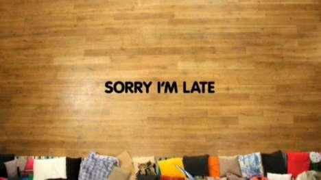 Stop-Motion Magic - 'Sorry I'm Late' Short Film Documents Fantastical Journey