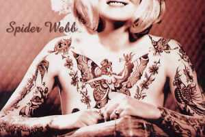 """Spider Webb Releases Old School Inspired """"Big Book of Tattoos"""""""