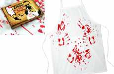 Blood Print Fashion