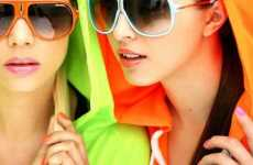 50 Neat Neon Fashions - From Hypercolor Couture to Highlighter Accessories