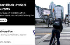 Black-Owned Search Tools - Uber Eats Canada is Making it Easier  to Support Black-Owned Businesses