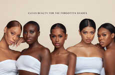 Shade-Specific Makeup - Range Beauty is Dedicated to Creating Clean Products for POC