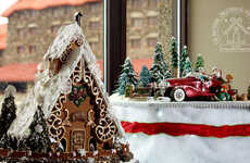 Festive Hotel-Branded Online Cooking - The Omni Grove Park Inn Virtually Celebrates the Holidays