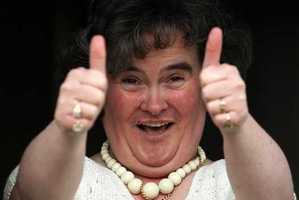 Susan Boyle Checks Herself into Mental Clinic After Loss