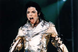 Michael Jackson Hopes Thriller Theme Will Help Revive Falling Fortune