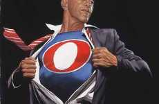 Superhero Presidents - Obama in Comic Books, from Spider Man to Savage Dragon