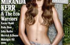 Miranda Kerr Goes Bare on Rolling Stone for Australian Habitat