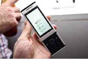 Sync Features Make Sony Ericsson Aino Your Home Theatre