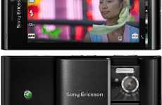 2-in-1 Phones - Sony Ericsson Releases 12.1 Megapixel Satio Cell Phone