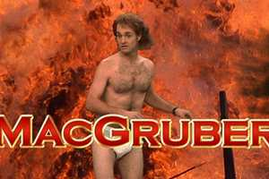 SNL's Will Forte Confirms 'MacGruber' Movie