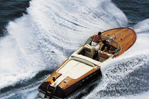 Luxury Vessel Designer Riva Still Makes Waves in the Boating Community