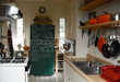 DIY Chalkboard Fridges