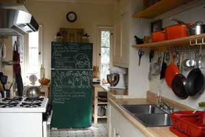 Food Diaries & Drawing Boards for Kids Allows Smooth Running Kitchens