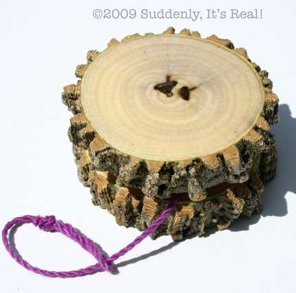 Tiny Tree Toys - Yo-Yos Handcrafted From Sustainable Harvested Woods