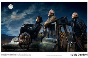 Louis Vuitton Uses Former Astronauts for New 'Core Values' Campaign