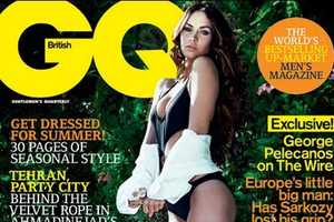 Megan Fox Speaks Her Mind in British GQ to Spark Media Attention