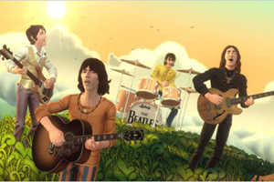 'The Beatles: Rock Band' Commercial is Captivating