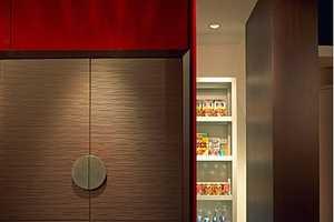Troy Adams Design's Concept Keeps Appliances Under Cover