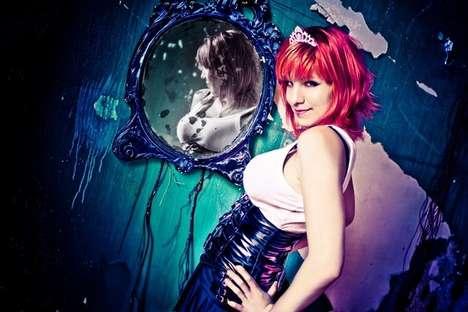 Punk Rock Princesses - Marcio Freitas Showcases Marimoon's Sugar and Spice