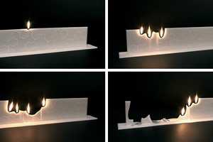 Christoph Van Bommel's Candles Reach New Levels Of Relaxation