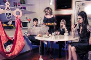 Marcio Freitas Shoot Blends 'True Blood' & 'Big Love'
