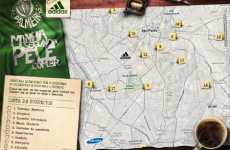 Adidas' Interactive Campaign for Palmeiras Shirts in Brazil