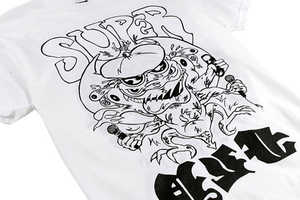 Stussy Partners with Savage Pencil to Create Sweet New Tees