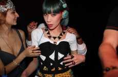 Bra-Baring Clubwear