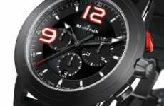Supercar Watch Collaborations - Blancpain & Lamborghini Team Up to Create the Trofeo Super