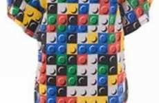 Fashionable Toy Blocks - Dress from Jc De Castelbajac is a Stylish Ode to LEGO