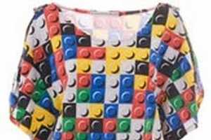Dress from Jc De Castelbajac is a Stylish Ode to LEGO