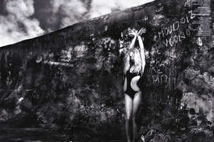 Summer's Must-Have Swimwear Photgraphed in Ruins