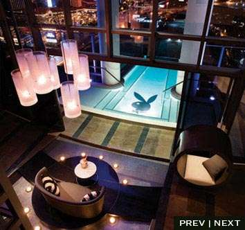 Stellar Fantasy Suites - Sin City's The Palms Hotel Houses Sizzling Themed Rooms