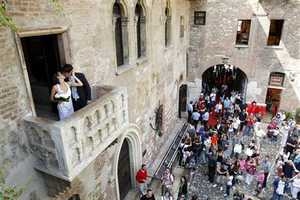 Get Married on the Real Romeo & Juliet Balcony in Verona