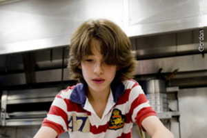 14-Year-Old Greg Grossman Scores a Reality Cooking Show