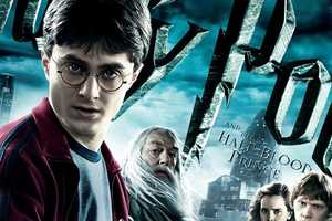 Harry Potter Print Ads Show Characters Casting Spells