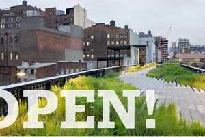 'The High Line' Lets You Enjoy Manhattan at Skyscraper Height