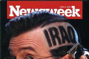 Stephen Colbert's Eye-Popping Newsweek Stunt