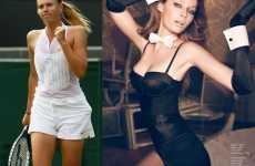 From Maria Sharapova Tennis Gear to Corkxedos