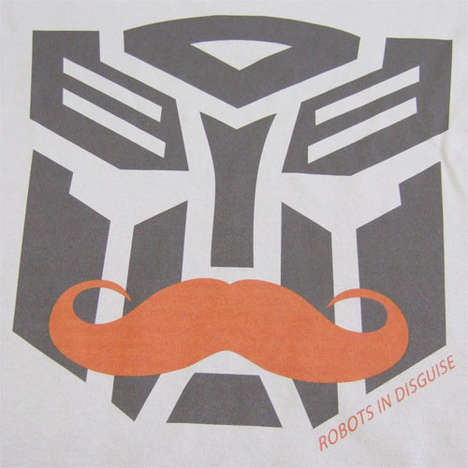 Masked Autobot Tees