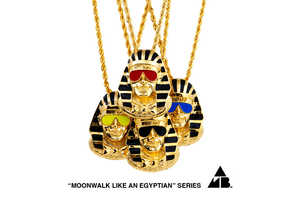 Ambush 'Moonwalk Like An Egyptian' Jewelry Features Hip Shades