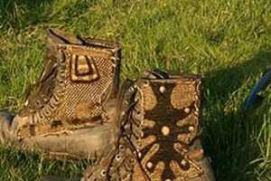 Free Bird Boots Creates One-Of-A-Kind Masculine Footwear