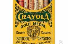 Evolving Crayons