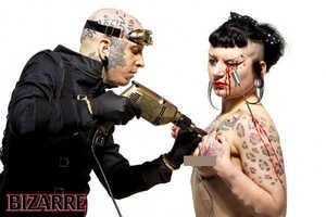 Samppa von Cyborg Aims to be World's Most Extreme Freak (UPDATE)