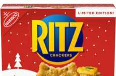Heartwarming Holiday Cracker Campaigns - RITZ Debuts 'Where There's Love, There's Family' Holiday Ad