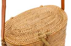Ethically-Made Woven Handbags - Poppy + Sage Offers Rattan, Straw, and Woven Handbags Made in Bali