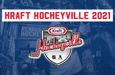 Branded Hockey Arena Donations - Kraft Hockeyville Celebrates 15 Years of Supporting Communities